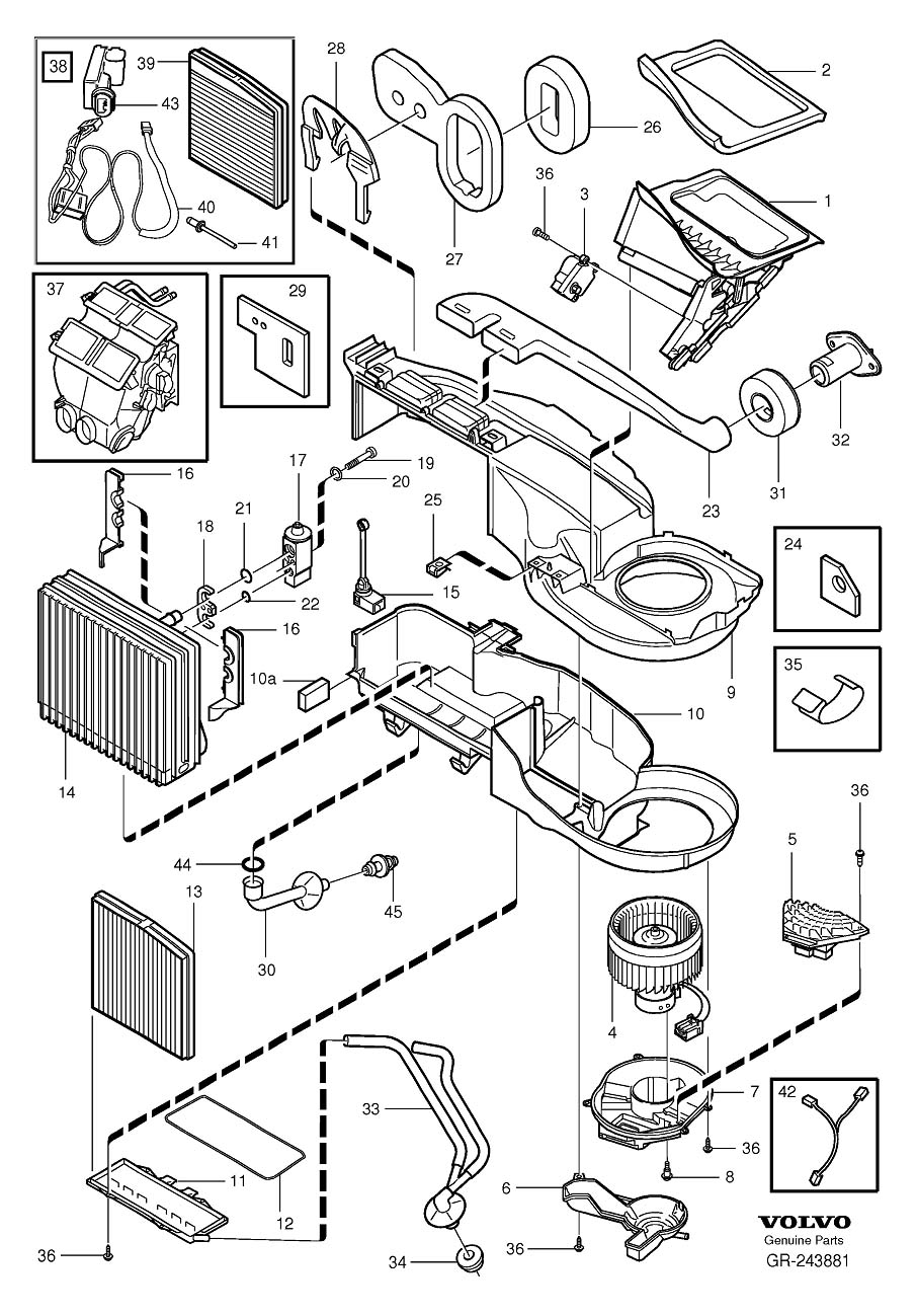2004 Volvo S40 Wiring Diagrams On 2004 Volvo S40 Transmission Wiring